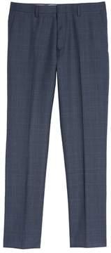 J.Crew Ludlow Trim Fit Glen Plaid Wool Pants
