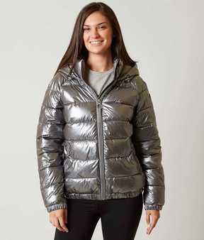 Bench Metallic Puffer Jacket