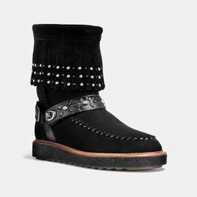 Coach New YorkCoach Roccasin Shearling Boot