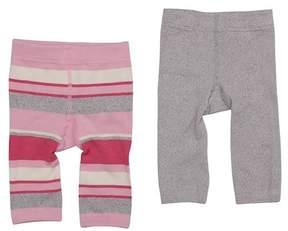 Cuddl Duds Cuddl Pants - Set of 2 (Baby Girls)