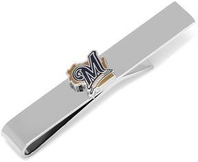 Ice Milwaukee Brewers Tie Bar