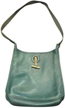 Hermes Vespa leather bag - GREEN - STYLE
