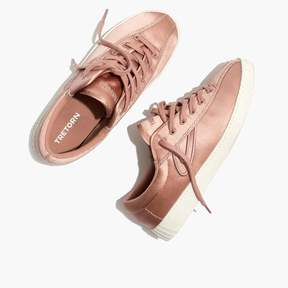 Madewell x Tretorn® Nylite Plus Sneakers in Satin
