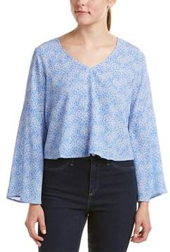 Eight Sixty Bell Sleeve Blouse.