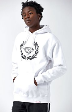 Diamond Supply Co. Brilliant Crest Pullover Hoodie