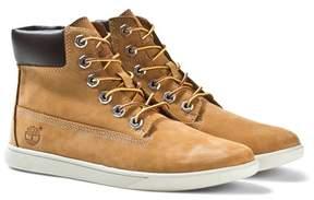 Timberland Wheat Grovetan Lace Up Boots