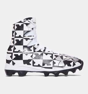 Under Armour Boys' UA Highlight RM Jr. Lacrosse Cleats