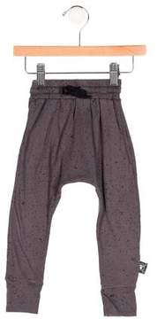 Nununu Boys' Abstract Print Harem Joggers