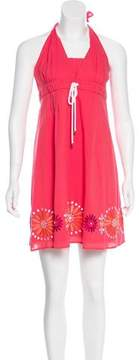 Lilly Pulitzer Embroidered Mini Dress