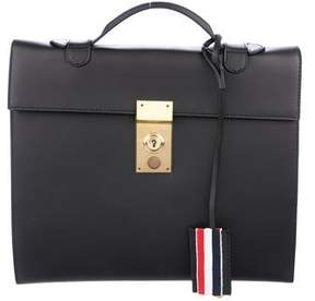 Thom Browne Leather Tablet Case