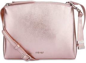 Nine West Levona Metallic Crossbody