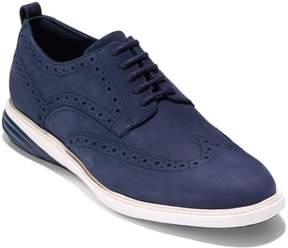 Cole Haan Men Grandevolution Shortwing Oxford - 10 - Blue