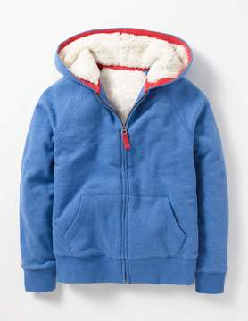 Boden Shaggy-lined Hoodie
