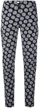D-Exterior D.Exterior embroidered skinny trousers