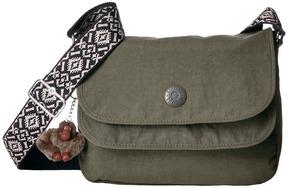 Kipling Brooklyn Cross Body Handbags - BLACK - STYLE