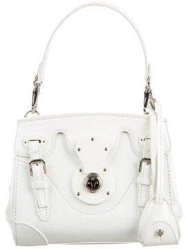 Ralph Lauren Patent Leather Mini Ricky Bag