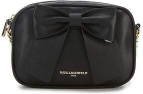 Karl Lagerfeld Paris Kris Bow Cross-Body Bag