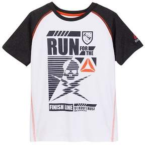 Reebok Run for the Finish Line Tee (Big Boys)