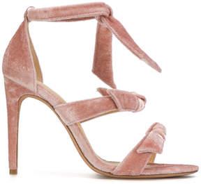 Alexandre Birman three bow sandals