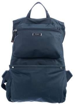 Tumi Nylon Zip Backpack