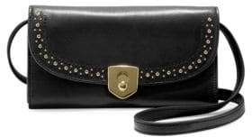 Cole Haan Marli Studded Leather Crossbody Bag