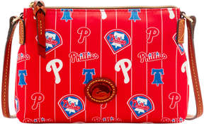 Dooney & Bourke MLB Phillies Crossbody Pouchette - PHILLIES - STYLE