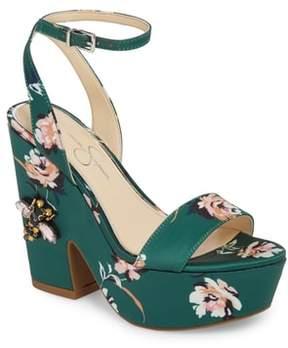 Jessica Simpson Carena Platform Sandal