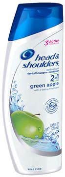 Head & Shoulders 2 In 1 Shampoo + Conditioner Green Apple