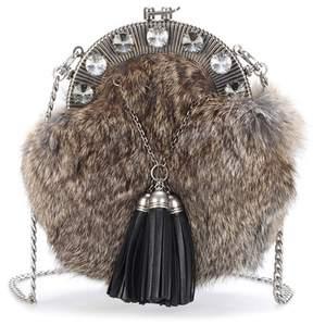 Miu Miu Fur shoulder bag