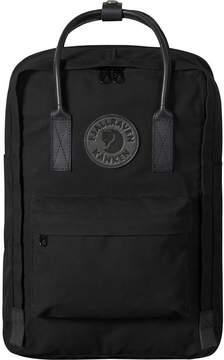Fjallraven Kanken No.2 Black 15in Laptop Backpack