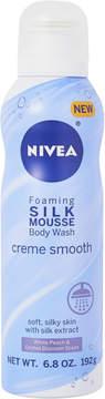 Nivea Silk Mousse Body Wash Creme Smooth