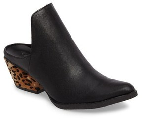 Very Volatile Women's Chicas Genuine Calf Hair & Leather Mule