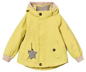 Mini A Ture Endive Yellow Wally Jacket