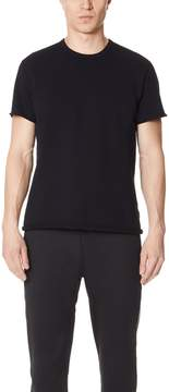 Reigning Champ Short Sleeve Cut Off Sweatshirt