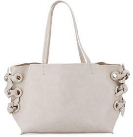 Neiman Marcus Bow Shoulder Tote Bag