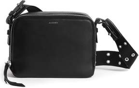 AllSaints Sid Leather Belt Bag