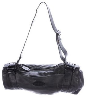 Rochas Small Leather Handle Bag