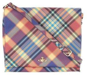 Vivienne Westwood Plaid Crossbody Bag