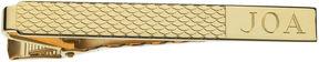 Asstd National Brand Personalized Cornwall Pattern Tie Bar