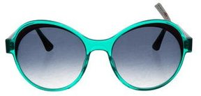 Thierry Lasry Bubbly Oversize Sunglasses