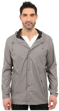 Cole Haan 32 Rubberized Rain Jacket Men's Coat