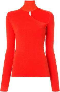 Dion Lee cut-out sweater