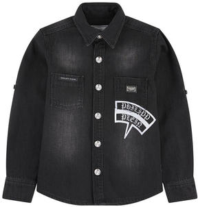 Philipp Plein Jean shirt