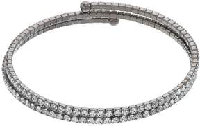 Brilliance+ Brilliance Coil Bracelet with Swarovski Crystals