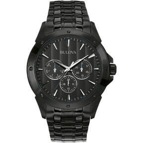 Bulova Men's 98C121 Classic Stainless Steel Watch, 42mm