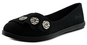 Blowfish Galven Youth Us 4 Black Flats.