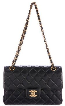 Chanel Quilted Medium Double Sided Flap Bag