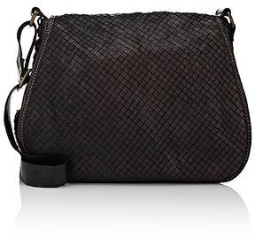 Campomaggi CAMPOMAGGI WOMEN'S EMBOSSED SADDLE BAG