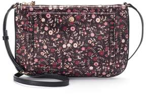 Lauren Conrad Bonne Floral Crossbody Bag