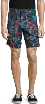 Naked & Famous Denim Men's Slim Big Tropical Shorts